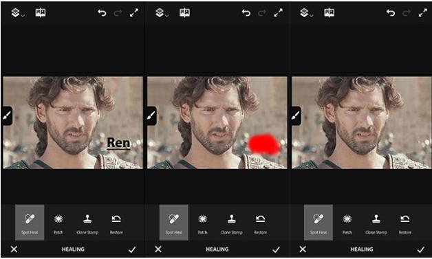 Cara Menghilangkan Sensor Pada Foto Atau Gambar