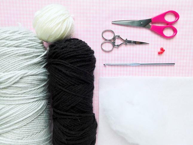 BTS Fan Stick Plush Crochet Pattern