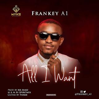 Frankey A1- All I Want ( Audio & Video )