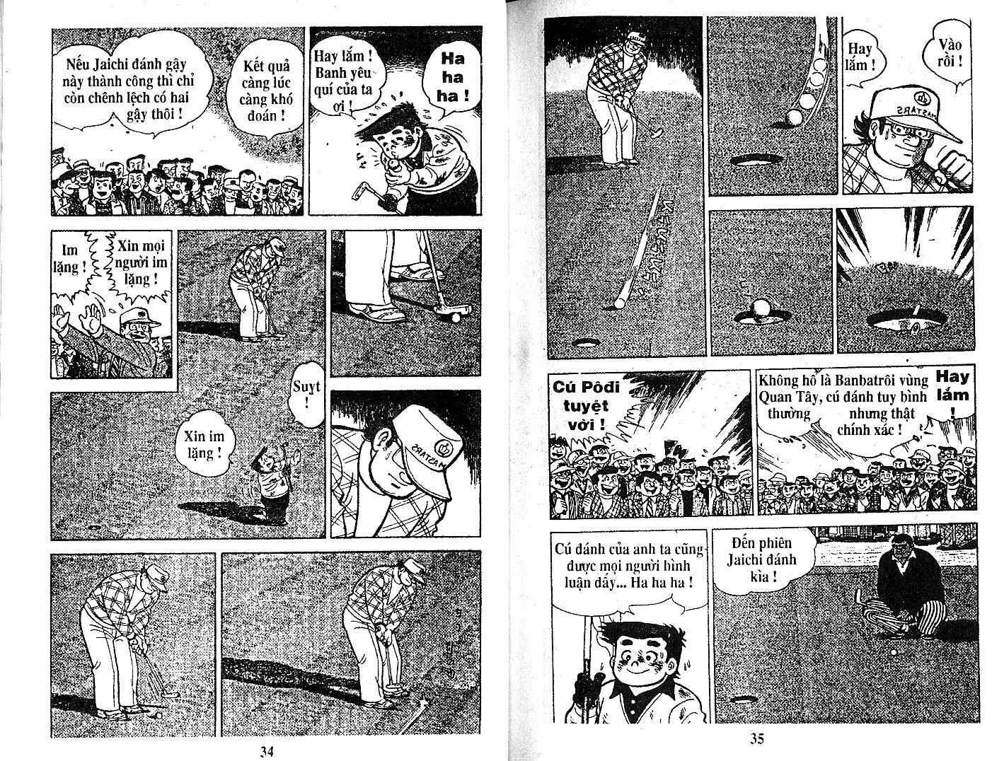 Ashita Tenki ni Naare chapter 20 trang 16