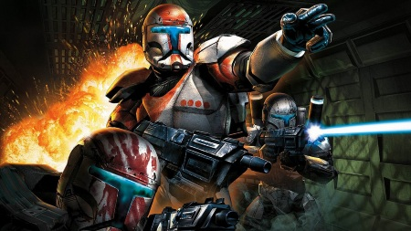 A Republic Commando Pentalógia