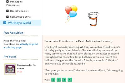 breadCrumz website