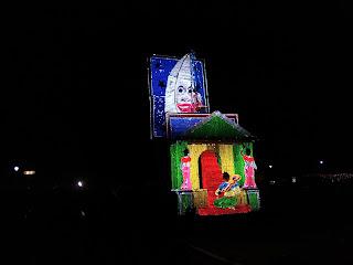 Jamshedpur Jubilee Park 3rd March Lighting 2018 Jubli Park, Light  founders day