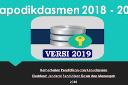 Download Aplikasi Dapodikdasmen 2019
