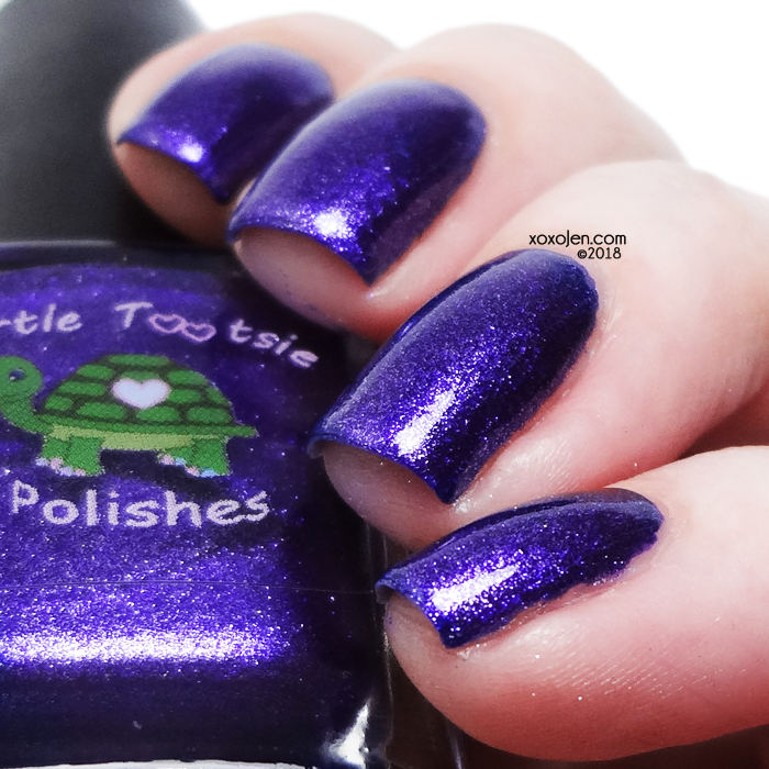 xoxoJen's swatch of Turtle Tootsie Ride My Sleigh