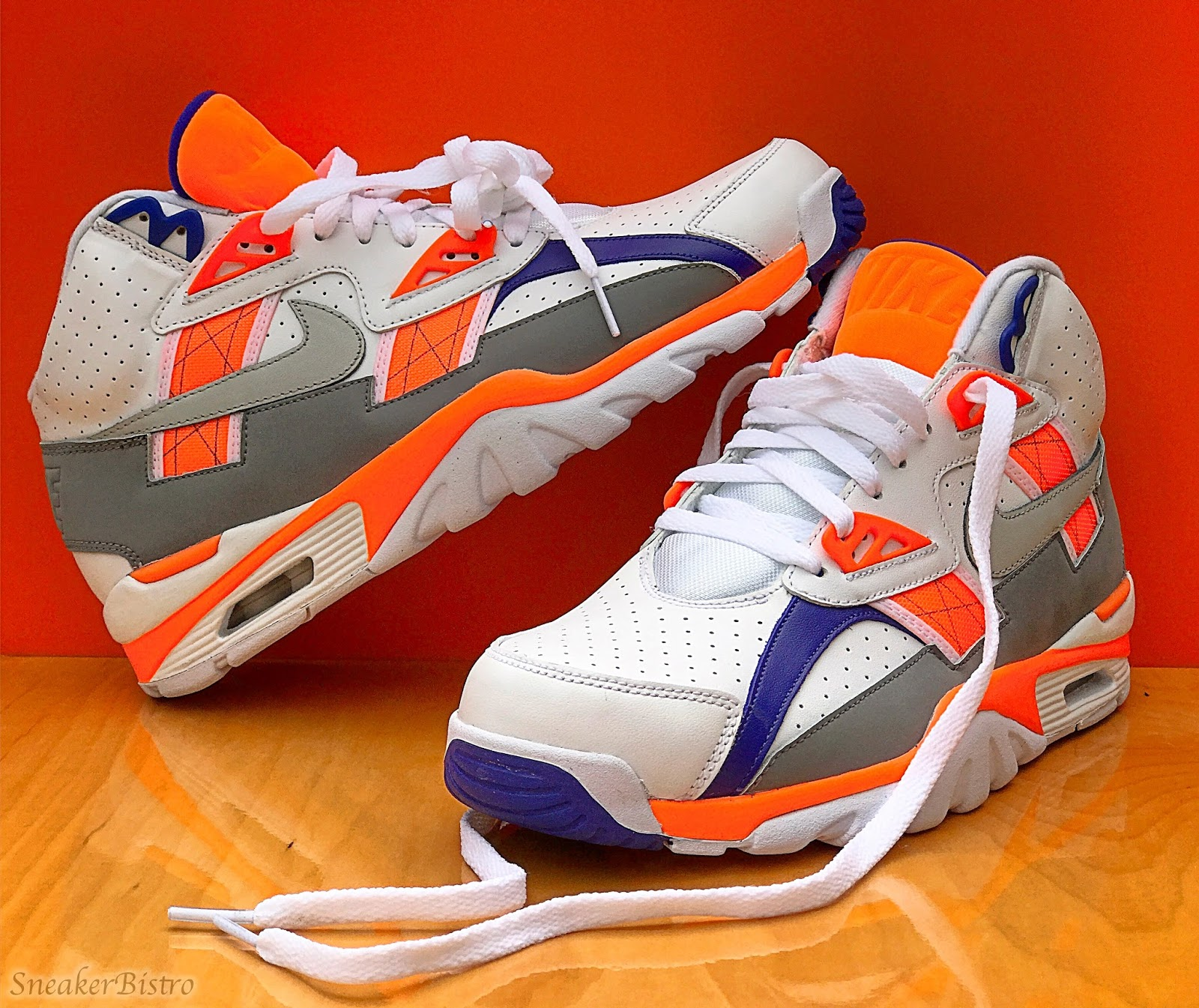 sale retailer 3a9ed a7213 amazon nike air trainer sc high auburn c724f ba793