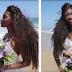 Она вышла замуж за мужчину, который заплатил за нее в Интернете 100 долларов