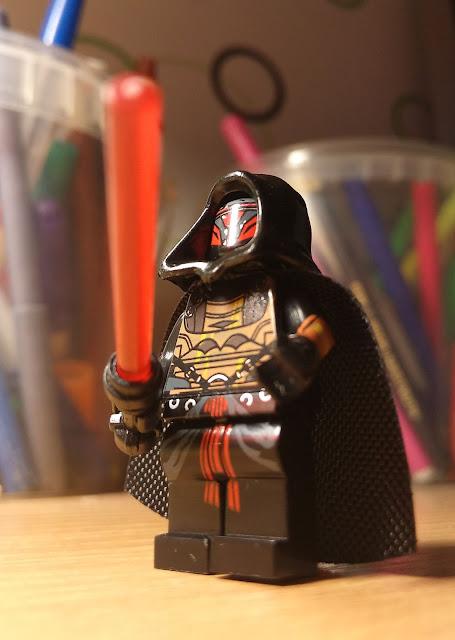 Дарт Реван лего, фигурка, стар варс олд репаблик, Star Wars Old republiic, лего Зездные войны, минифигурка, купить