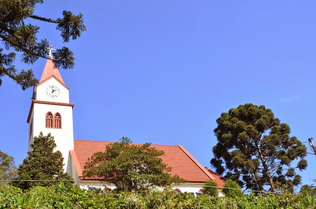 Igreja do Relógio, Gramado.