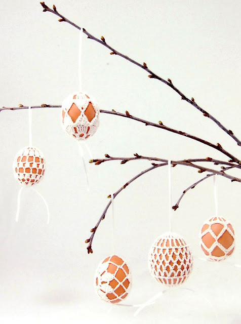 Easter - DIY: Crochet & Eggs