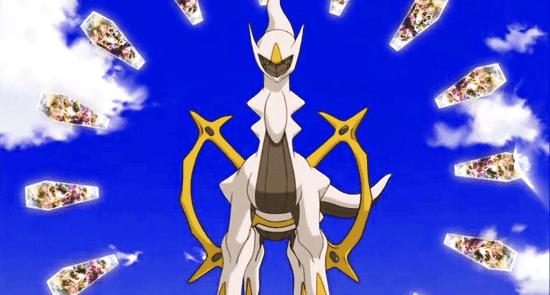 Pokémon: Arceus y la Joya de la Vida (2.6GB) (HDL) (Latino) (Mega)