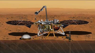 Perché la NASA lancerà astronave su Marte