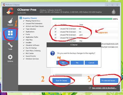 Cara Membersihkan File Sampah di Komputer dan Android dengan CCleaner