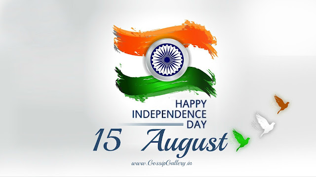 Happy Independence Day | 15th August | Happy Janmashtami 2017