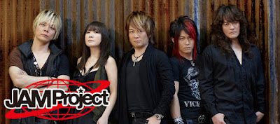 JAM Project - anison