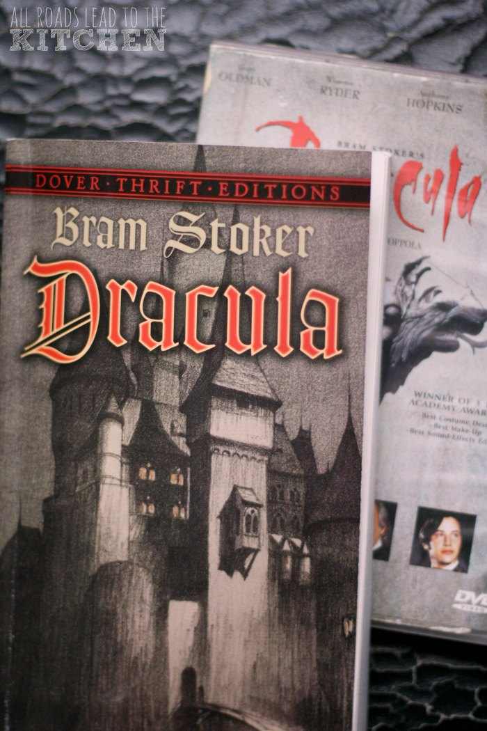 Bram Stoker's Dracula: All Vampire Book and a Movie Challenge