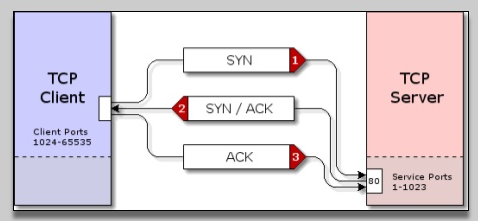 Let's go in depth: TCP SYN Flood Attack , IP and Packets