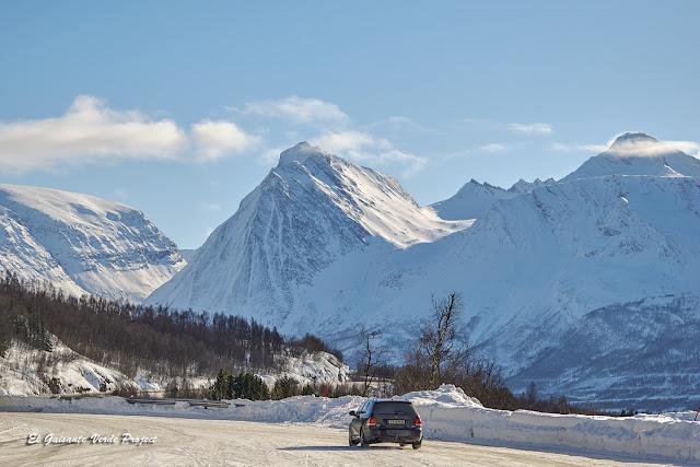 En ruta por la 91 a Nordkjosbot y Skibotn - Tromso por El Guisante Verde Project