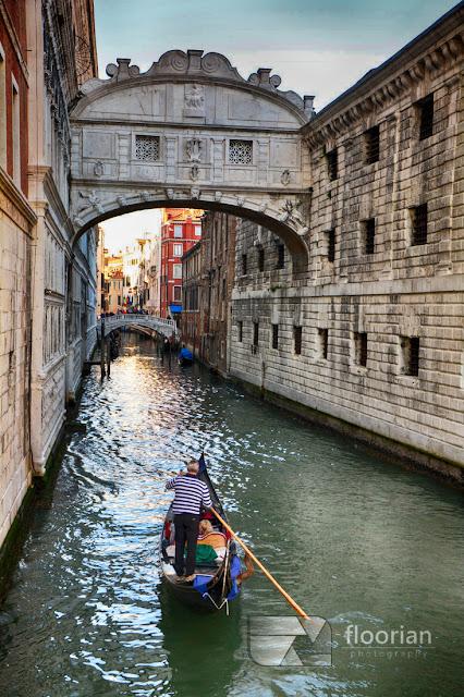 Most Westchnień - największa atrakcja turystyczna w Wenecji