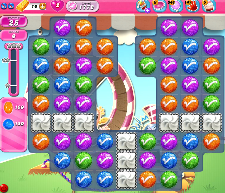 Candy Crush Saga 1772