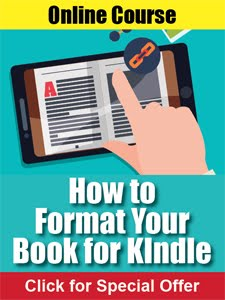 How to Format Your Book for Kindle