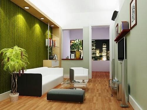 Desain Dan Dekorasi Ruang Tamu Minimalis Modern 2017
