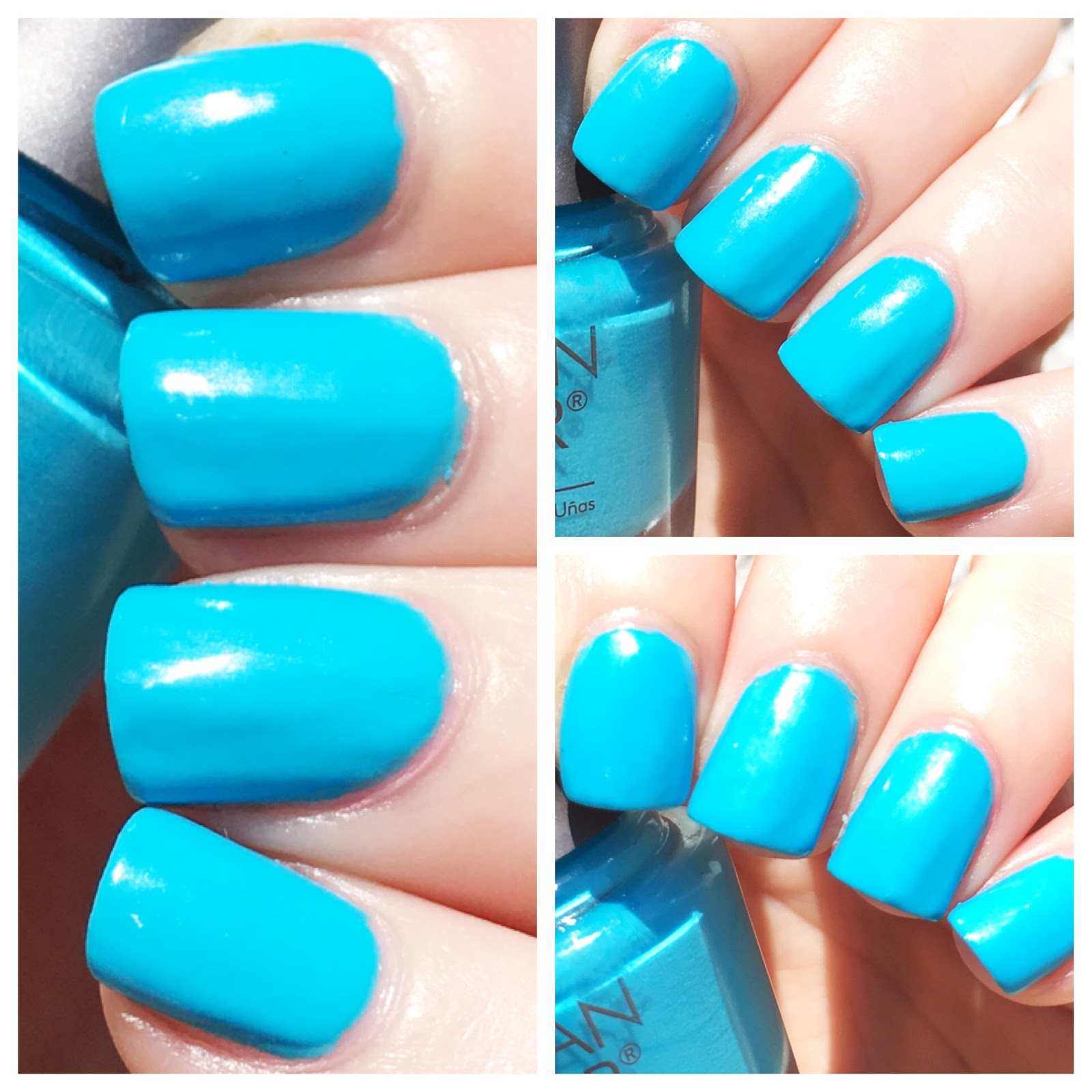 cat eyes & skinny jeans: NOTD: Morgan Taylor Selfie Nail Lacquer ...