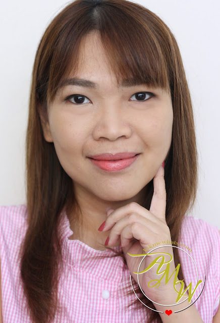 a photo of Cloud Cosmetics Pepper Tint Gel Lip Tint Review in shades Peach Mint, Butter Mint, Apple Mint and Fudge Mint by Nikki Tiu www.askmewhats.com