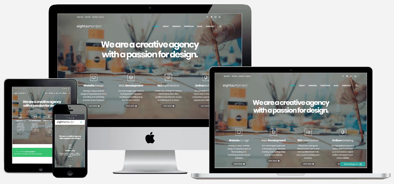 jasa design dan pembuatan website toko online profesional murah terpercaya bergaransi