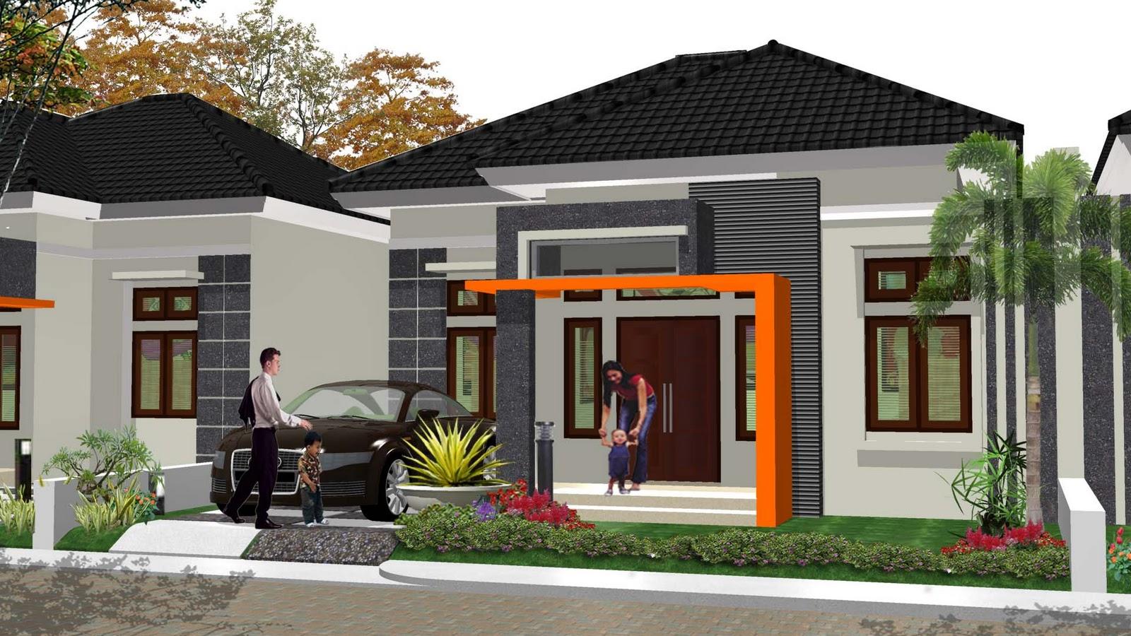 Desain Rumah Minimalis Dengan Biaya 50 Juta