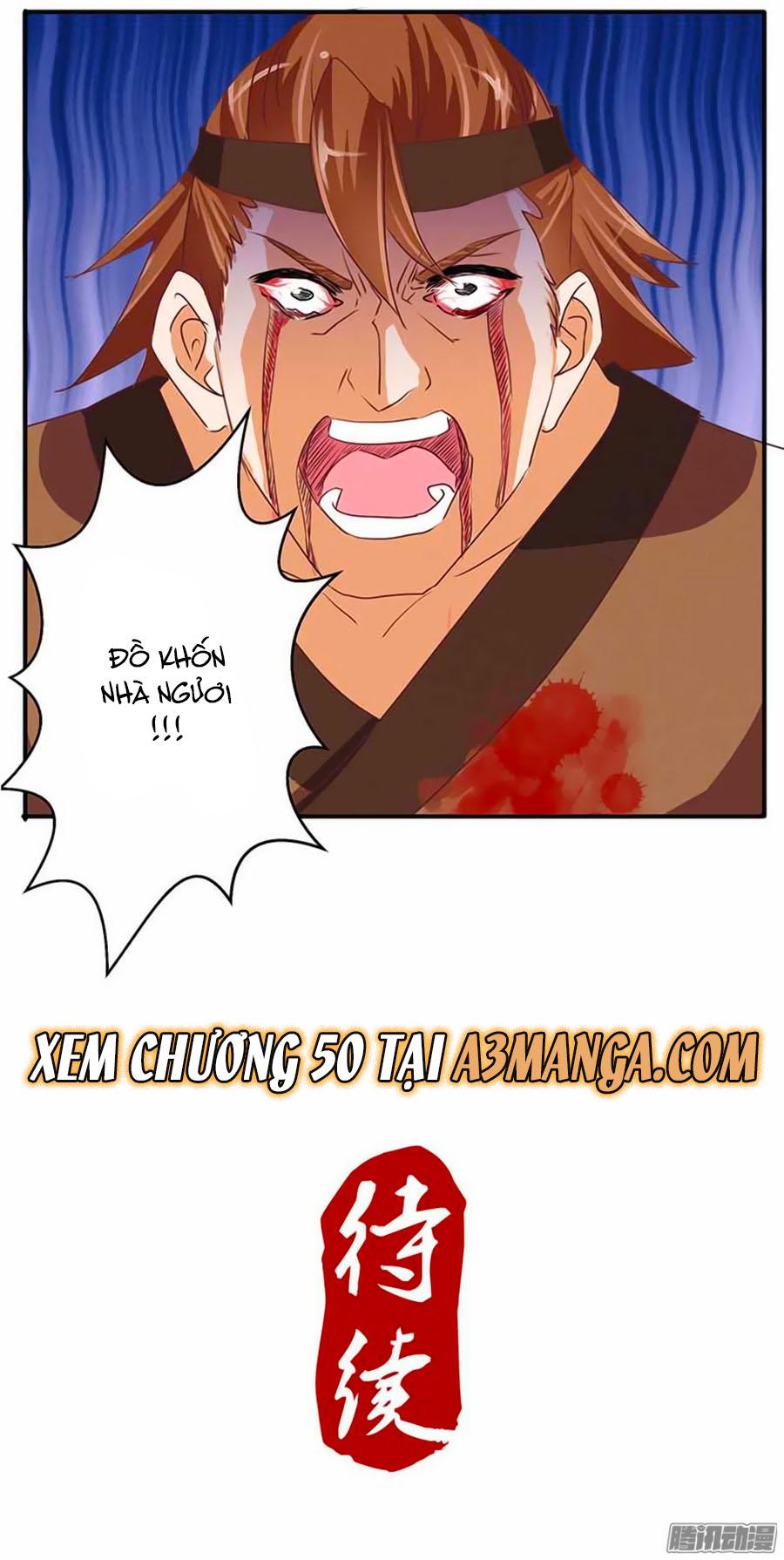 Tú Thiết Chi Thư Chap 49 - Next Chap 50