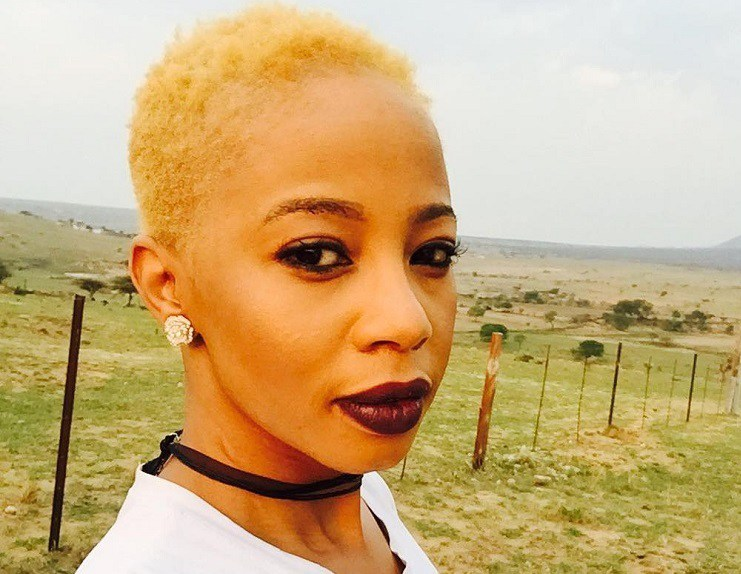 Kelly Khumalo New Look Rate Her From 1 To 10 The Edge