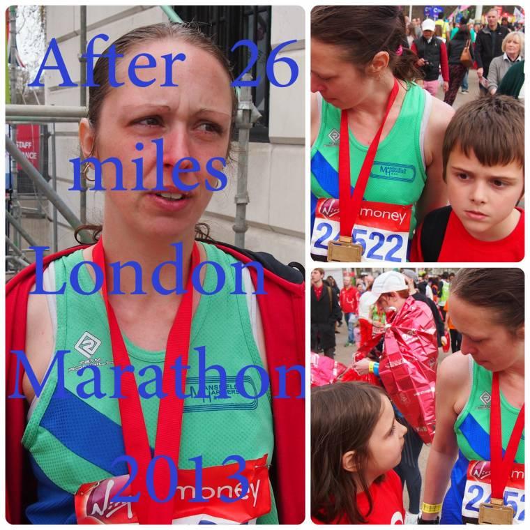 London Marathon Countdown 5 Months 17 Days