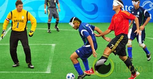 Blind Soccer (Sepakbola Buta)