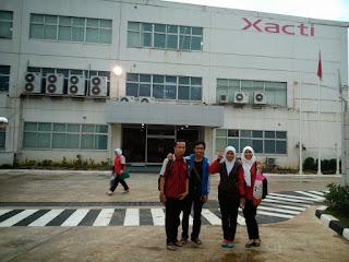 Loker SMA/SMK Terbaru Operator Produksi PT Xacti Indonesia Depok