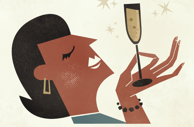 Image: The Swankiest New Year's Champagne Guide