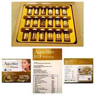 Aqua Skin Egf Gold