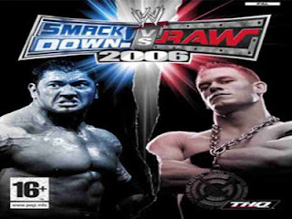 WWE SmackDown Vs Raw 2006 Game Download Free For PC Full Version