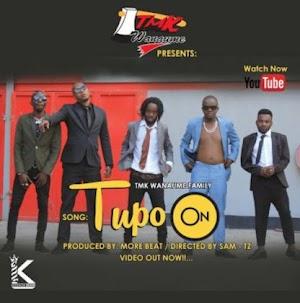 Download Audio | TMK Wanaume ft Kisamaki - Tupo On