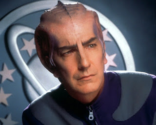 1999 Galaxy quest alan rickman