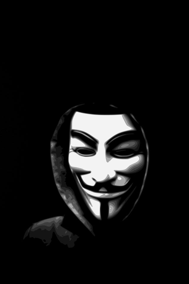 Cool Joker Face iPhone Desktop