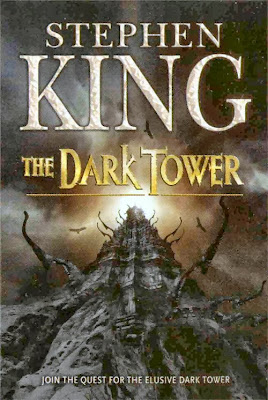 The Dark Tower by Stephen King - book cover