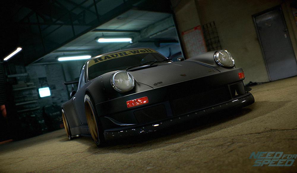 Need For Speed 4K Görselleri Yayınlandı