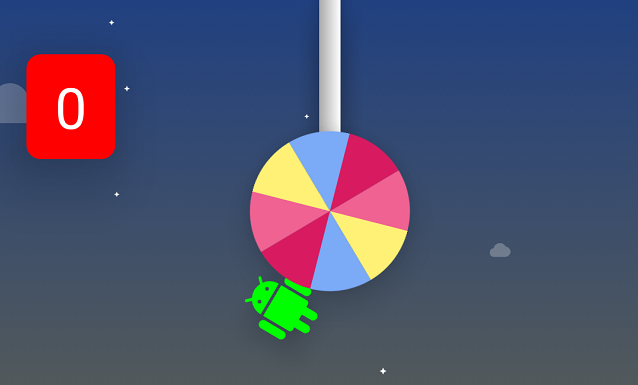android lollipop game - flappy bird
