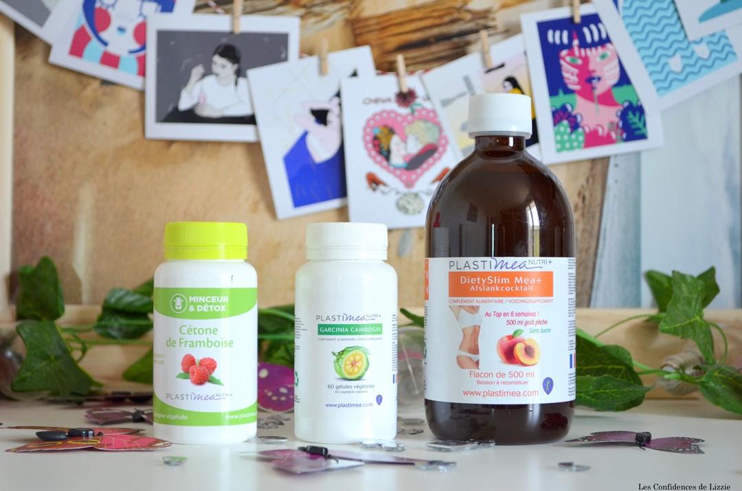 complements alimentaires - complements alimentaires naturels minceurs - cetone de frambroise - detox - draineur - plastimea