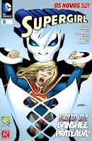 Os Novos 52! Supergirl #8