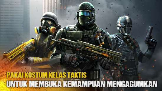 download game modern combat 5