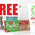 Free Hello Watermelon Toothpaste for Kids
