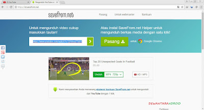 website download video gratis