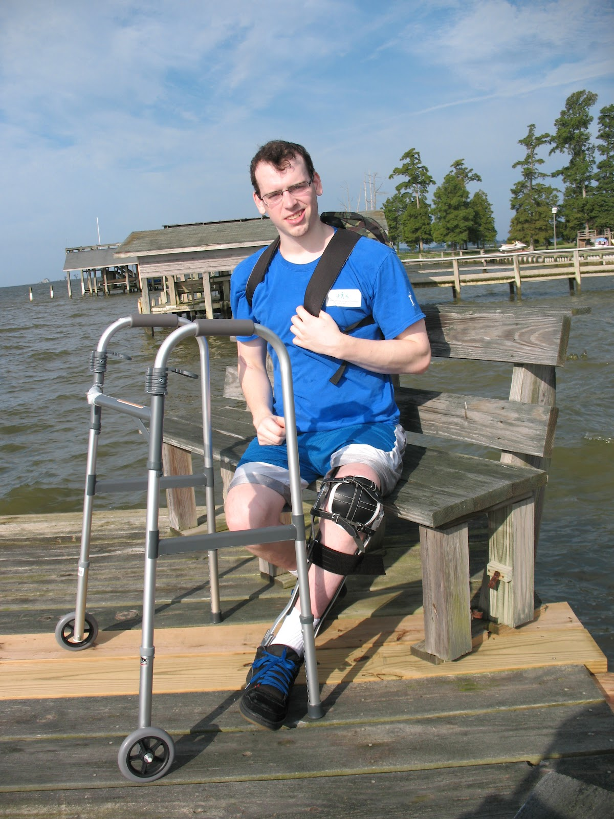 Wheelchair Leg Support Used Chair Mats Braces Disabled Crutches Polio Video Search Engine